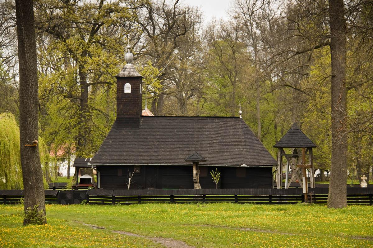 1_Biserica de lemn Topla Timis